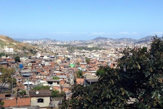 Detalhe Favela do Alemão, Rio de Janeiro, Brasil, 2013<br />Foto Fabiana Izaga