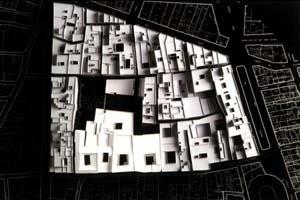 Museu Picasso, maquete<br />Foto: Institut Amatller d'Art Hispànic / Arxius MAS / Arxiu Fotogràfic Municipal