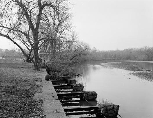 Dique Hofmann, Riverside<br />Foto divulgação  [Ilinois Department of Natural Resources / Wikimedia Commons]