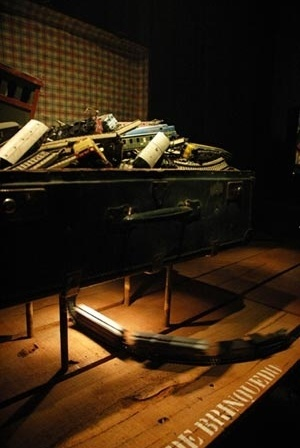 Tulse Luper Suitcases<br />Foto: Isabella Matheus  [Associação Cultural Videobrasil]