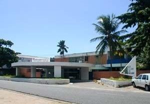 Iate Clube da Paraíba, Arquiteto Gil Acácio Borsoi. Foto Marieta Tavares