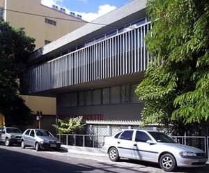 BNB João Pessoa, Arquiteto Liberal de Castro<br />Foto Marieta Tavares