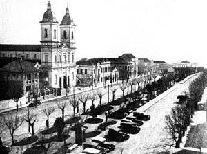 Avenida Rio Branco no final da década de 20 [ver nota 9]