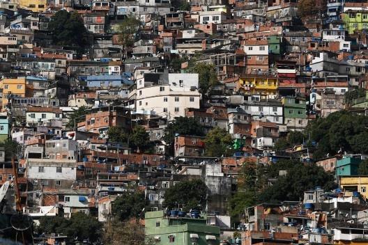 Favela da Rocinha<br />Foto Fernando Frazão  [Agência Brasil]
