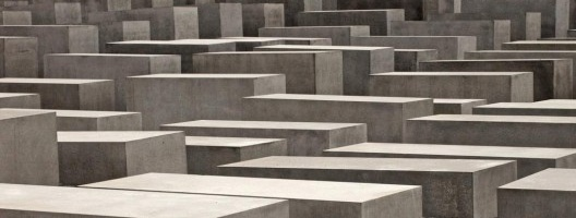 Memorial do Holocausto, Berlim, Arquiteto Peter Eisenman<br />Foto Hans Peter Schaefer  [Wikimedia Commons]