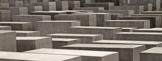 Memorial do Holocausto, Berlim, Arquiteto Peter Eisenman<br />Foto Hans Peter Schaefer  [Wikimedia Commons]