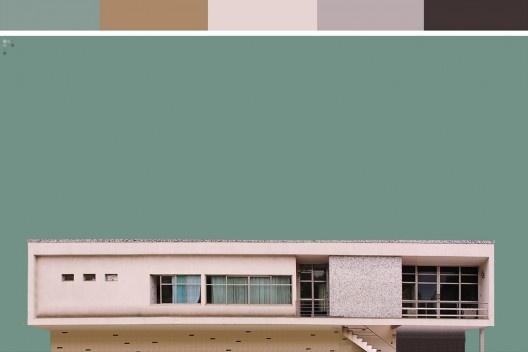 Casa Bariani Ortencio, rua 82, n. 565, Setor Central<br />Elaboração Rodolpho Furtado