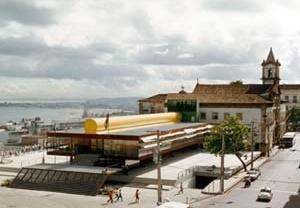 Palácio Tomé de Souza (Prefeitura de Salvador), detalhe [Escritório do arquiteto]