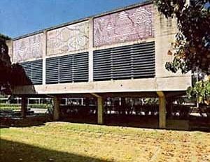 Torre de Enfriamiento, Ciudad Universitaria de Caracas, Carlos Raúl Villanueva, 1952-1953 [Website Centenário Villanueva]