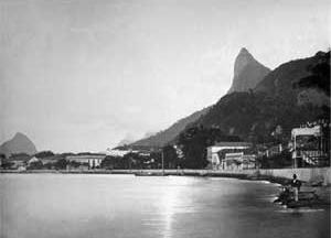 Botafogo, 1875<br />Foto Marc Ferrez