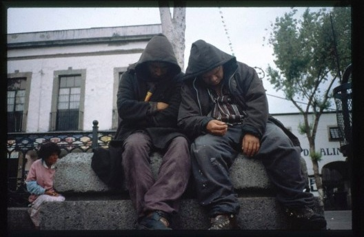 Francis Alÿs. Dormientes, 1999- <br />Francis Alÿs © Francis Alÿs