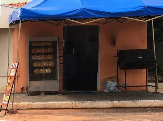 Paisagem paulistana com cheiro de frango assado<br />Foto André Luiz Joanilho
