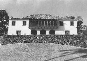 Casa Ernesto Fontes, versão eclético-acadêmica, 1930
