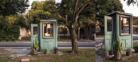 "Ensaio fotográfico ""Guarita do guardinha"", 2021<br />Foto Caio Cestari"