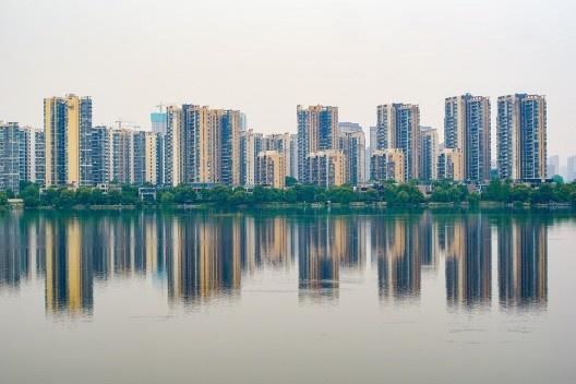 Lago Yezhihu em Wuhan, China<br />Foto Arnie97  [Wikimedia Commons/Creative Commons]