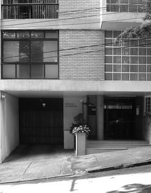 Edifício Waldomiro Macuco Vasconcellos, Arquiteto desconhecido, Rua Goitacaz<br />Foto LEG