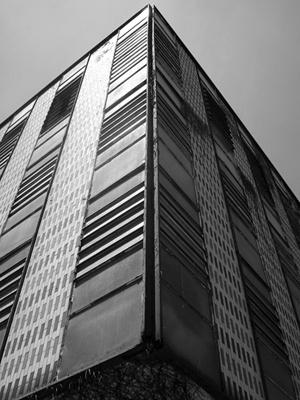 Malharia Binem Wrona, Arquiteto desconhecido, Rua dos Italianos<br />Foto LEG