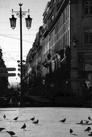 Iluminação elétrica pública em Lisboa, início do século XX [MASCARÓ, Juan]