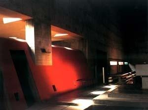 Monastério La Tourette, Le Corbusier, 1959