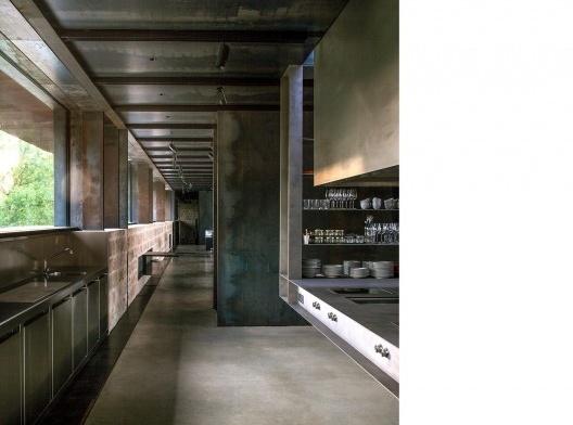 La Cuisine Art Center 2014 Nègrepelisse, France<br />Fotografía Hisao Suzuki  [Website Pritzker Prize]