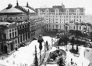 Hotel Esplanada, 27 jul. 1944 [Folha]