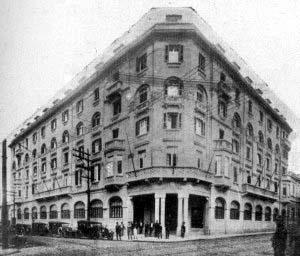 Hotel Terminus [Almanaque Paulistano]