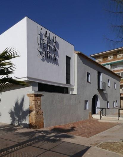 La rehabilitación de L'Alquería de Sòria como Escuela Permanente de Adultos