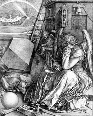 Melancolia I, Albrecht Dürer, 1514
