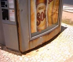 Sanitário da JCDecaux, Patamares - Salvador, BA<br />Foto do autor