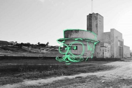 Cidade Para Quem?, equipe Bruna F. Pontes, Marco J. de Sousa e Roberta M. Gomes