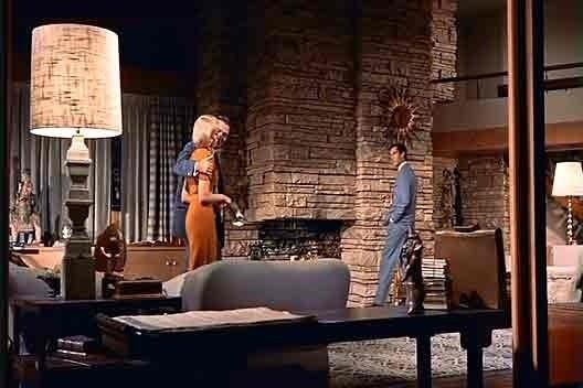 Cenas do filme Intriga Internacional (1959)