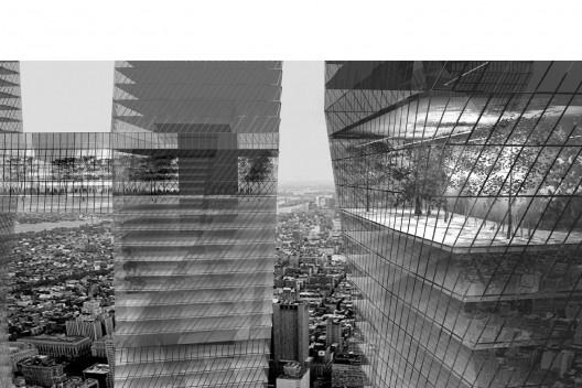 Concurso para reconstrução do local do World Trade Center, SOM, SANAA, Michael Maltzan Architecture, Field Operations, Tom Leader Studio, Inigo Manglano-Ovalle, Rita McBride, Jessica Stockholder, Elyn Zimmerman [Lower Manhattan Development Corporation]