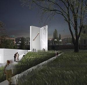 Memorial Memoria e Luce, Padua, Italia [Studio Daniel Libeskind]
