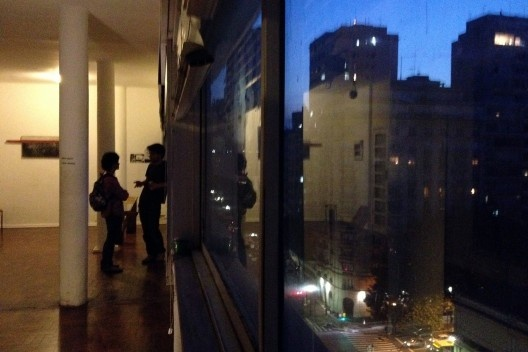 Projeto 6ˆ3ˆ3 no Como Clube, 9oandara do Edifício Esther<br />Foto Renato Anelli