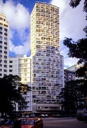 Edifício Arlinda, arquiteto Adolf Franz Heep<br />Foto Hugo Segawa
