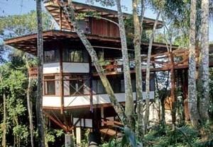Casa em Tijucopava, arquiteto Marcos Acayaba<br />Foto Hugo Segawa