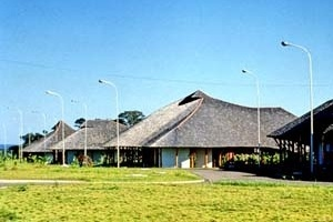 Centro de Proteção Ambiental de Balbina, arquiteto Severiano Porto<br />Foto cortesia Severiano Porto
