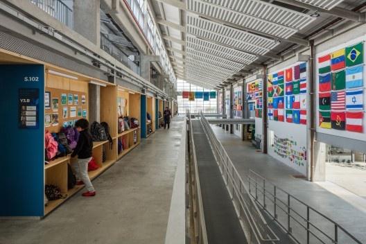 Nova sede da Beacon School