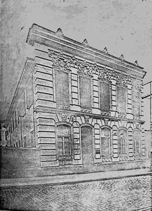 Centro Universitário Maria Antonia e Instituto de Arte Contemporânea