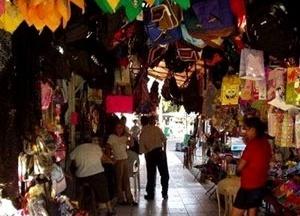 Mercado de artesanatos