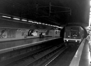 Sistema de transporte coletivo Metropolitano