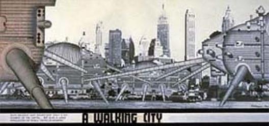 A cidade que anda, Archigram