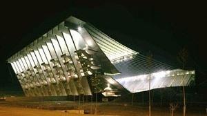 Estádio de Futebol de Braga. Eduardo Souto de Moura, 2001-2004