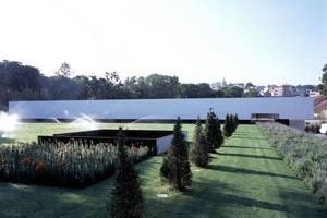 Centro de Documentação da Presidência da República Portuguesa em Lisboa. João Luís Carrilho da Graça, 1997-2003