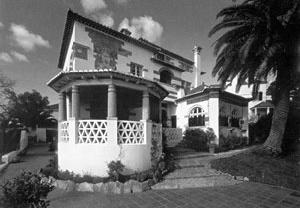 Casa Monsalvat 1901, Monte Estoril. Raul Lino, 1879-1974