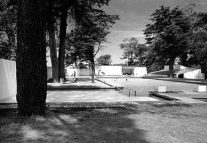 Piscinas da Quinta da Conceição, Matosinhos. Fernando Távora, 1956-60