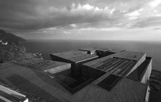 Centro de Artes na Calheta, Ilha da Madeira. Paulo David, 2001-2004