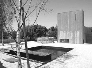 Casa em Chamusca da Beira. João Mendes Ribeiro, 2000-2004