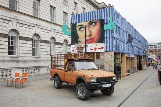 01. Participação nacional do Líbano, London Design Biennale Medal 2016 pela contribuição excepcional de design<br />Foto Ed Reeve