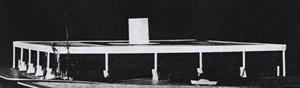 Centro educacional, V. Artigas, 1968, Jaú [Acrópole n.377, 1970, p. 31]